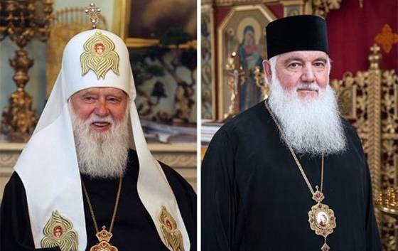 Автокефалии нет, а попы Макарий с Филаретом патриарший посох делят