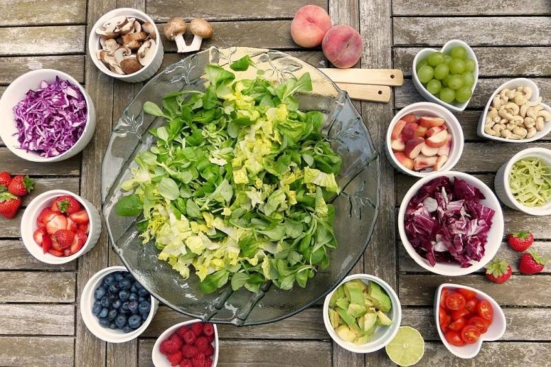Вегетарианская диета — отличный помощник для вашей стройности и красоты.