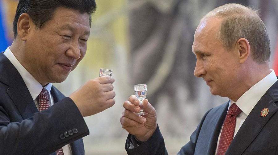 Путин продал Китаю весь лес,…
