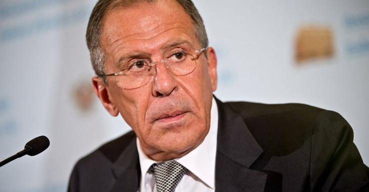 Лавров заявил о планах Украины устроить провокацию на границе с Крымом в декабре