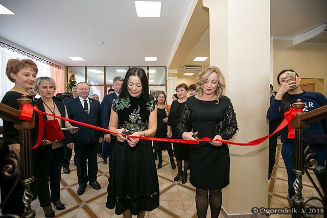 Отреставрированный дворец бракосочетания в Улан-Удэ открыл двери для первой пары молодоженов Хорошие, добрые, новости, россия, фоторепортаж
