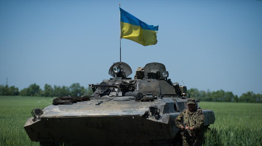 На Украине готовятся вернуть Донбасс