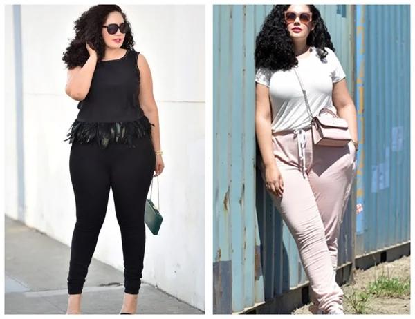 Стильная одежда для женщин с большим животом