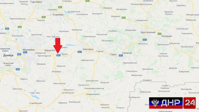 d3bdd91d538b МГБ ДНР рассказало подробности о взрывоопасной закладке в районе Харцызска