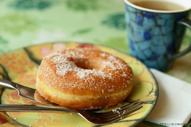 Кефирные пончики «Очаровашки»