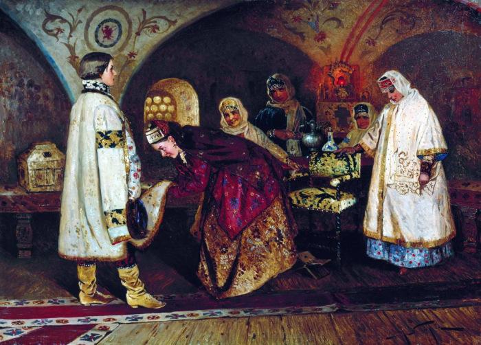 Жениться по любви: Неравные браки в царской династии Романовых