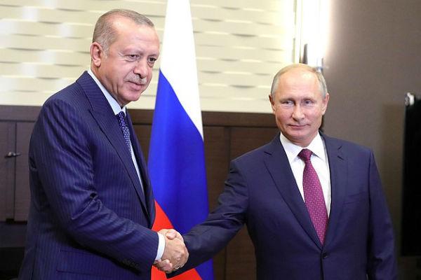 Демилитаризованная зона: Путин и Эрдоган договорились о ситуации в Идлибе