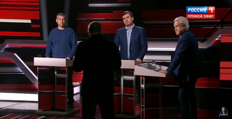 Клика Порошенко на измене: Американцы нас сдали, а русские нас никогда не простят