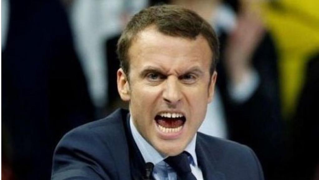 Парижская коммуна президента Макрона