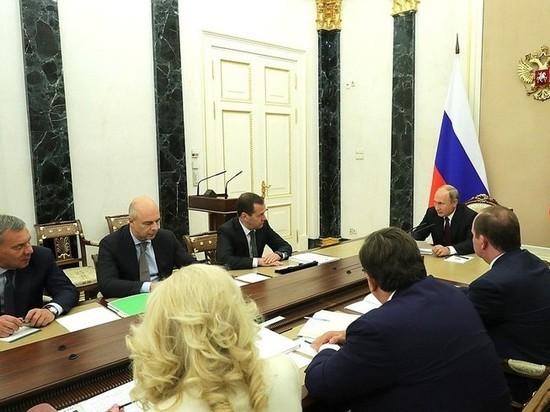 Одни убытки: Путин заявил,что пенсионная реформа не принесет доходов бюджету