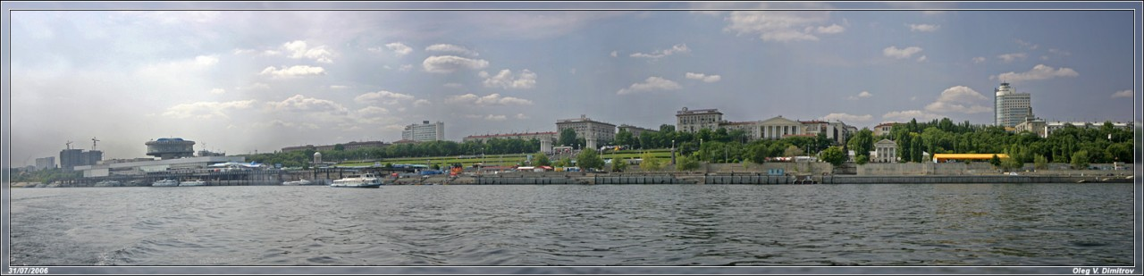 Мой любимый Волгоград. Автор Галина Марьина