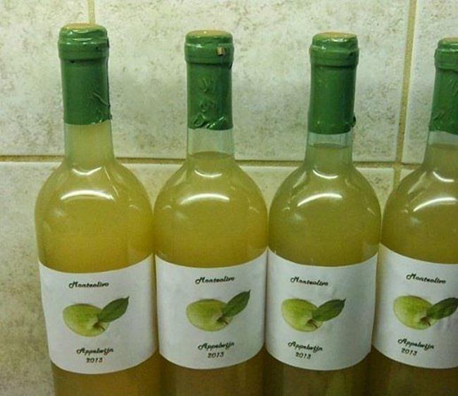 Яблочное вино в домашних условиях своими руками