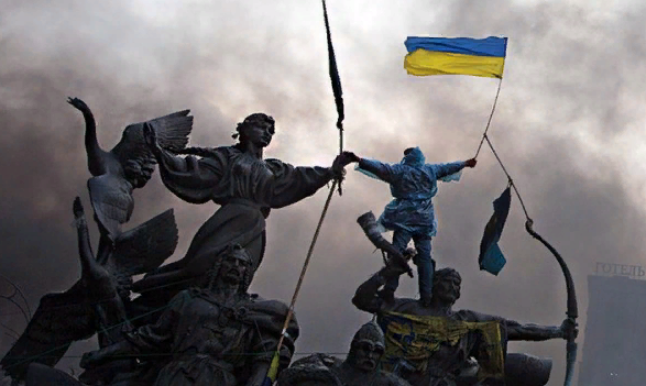 Александр Роджерс: война на Украине - это наша война