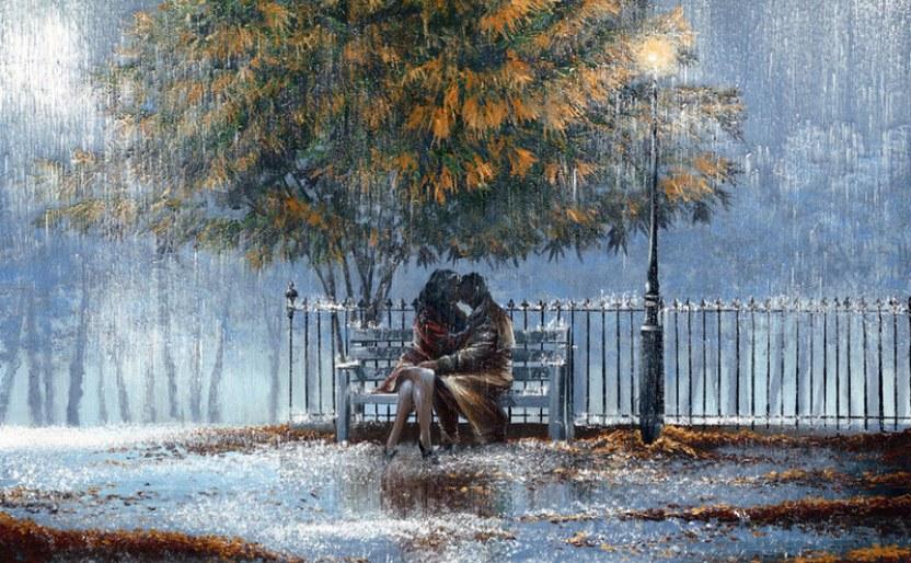 «Дождь на двоих» Джеффа Роуланда и невероятно красивая музыка