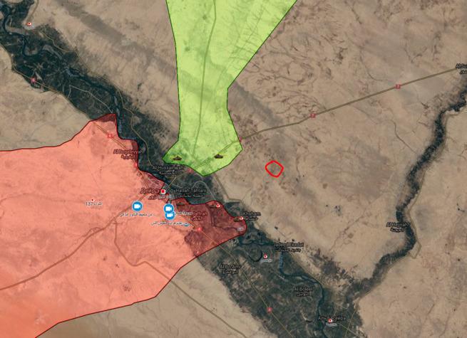 Новости сирии: высажен десант в Сирии на нефтепромыслы, погиб Т-90