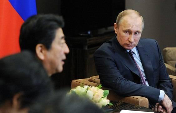 Курильский вопрос: Путин дра…