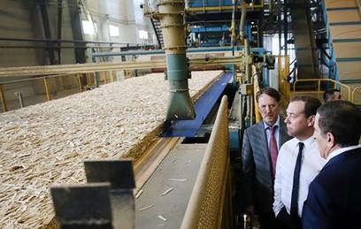 Медведев выступил за создание в России единой системы учета товаров