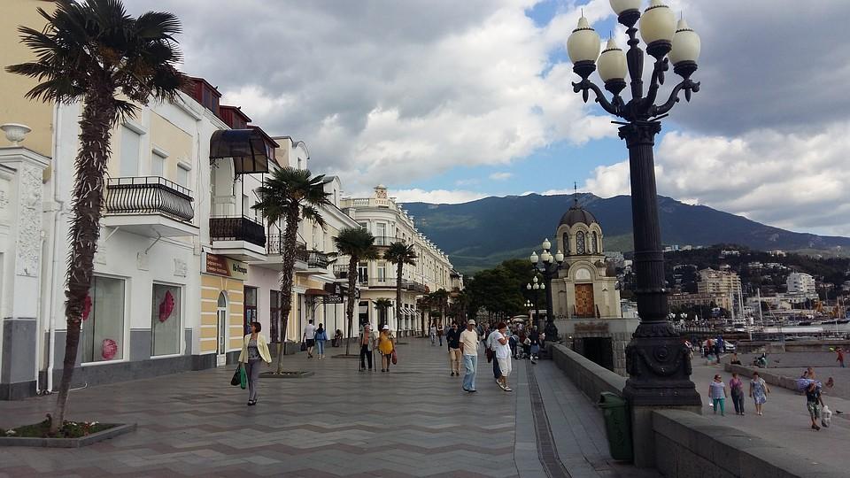 Крым стал центром туризма дл…