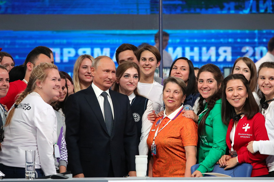 Почему Путина не услышали? Где общественный восторг?
