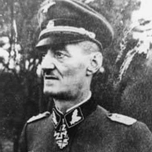 Самый ужасный человек в СС - Оскар Дирлевангер