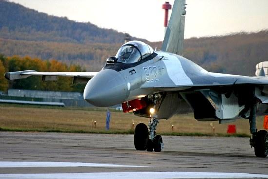 F-22 и F-35 – это «подкрадывающиеся хищники«, а Су-35 – «охотник»