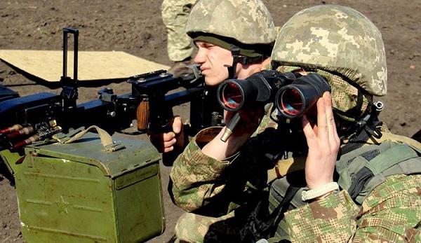 ЛНР: Киев готовит наступление надебальцевском направлении