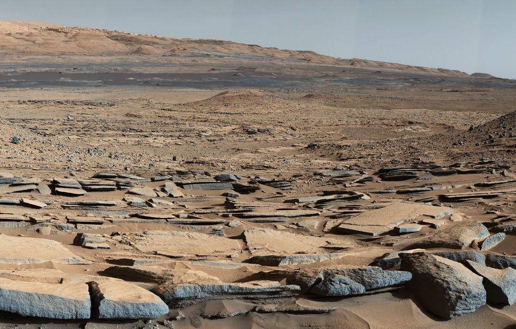 Древние марсианские озера по солености сравнили с японским супом мисо