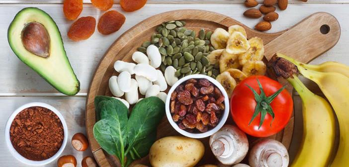 Быстро похудеть помогут продукты богатые калием