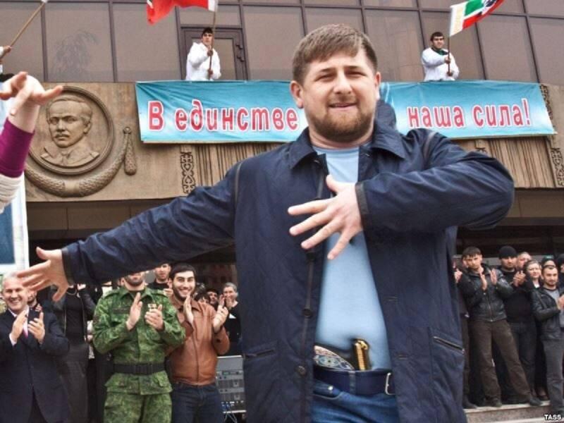 Кадыров против Миллера. Кака…