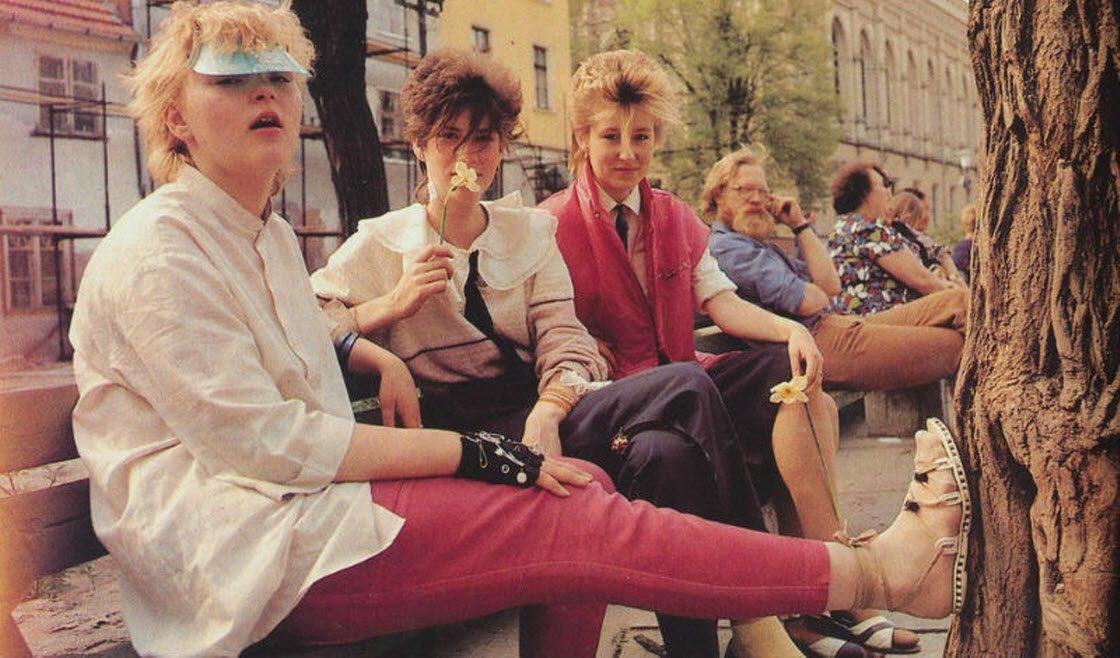 15 чудесных фотографий Риги 80-х