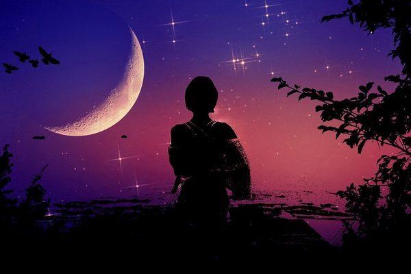 Что нужно делать на молодую Луну?