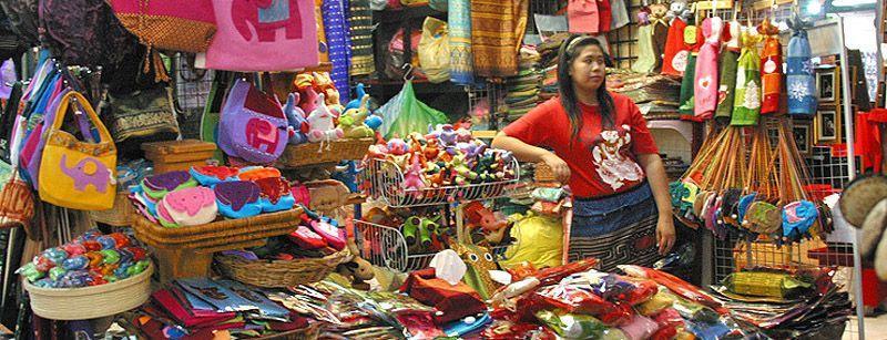 Самые колоритные рынки разных стран