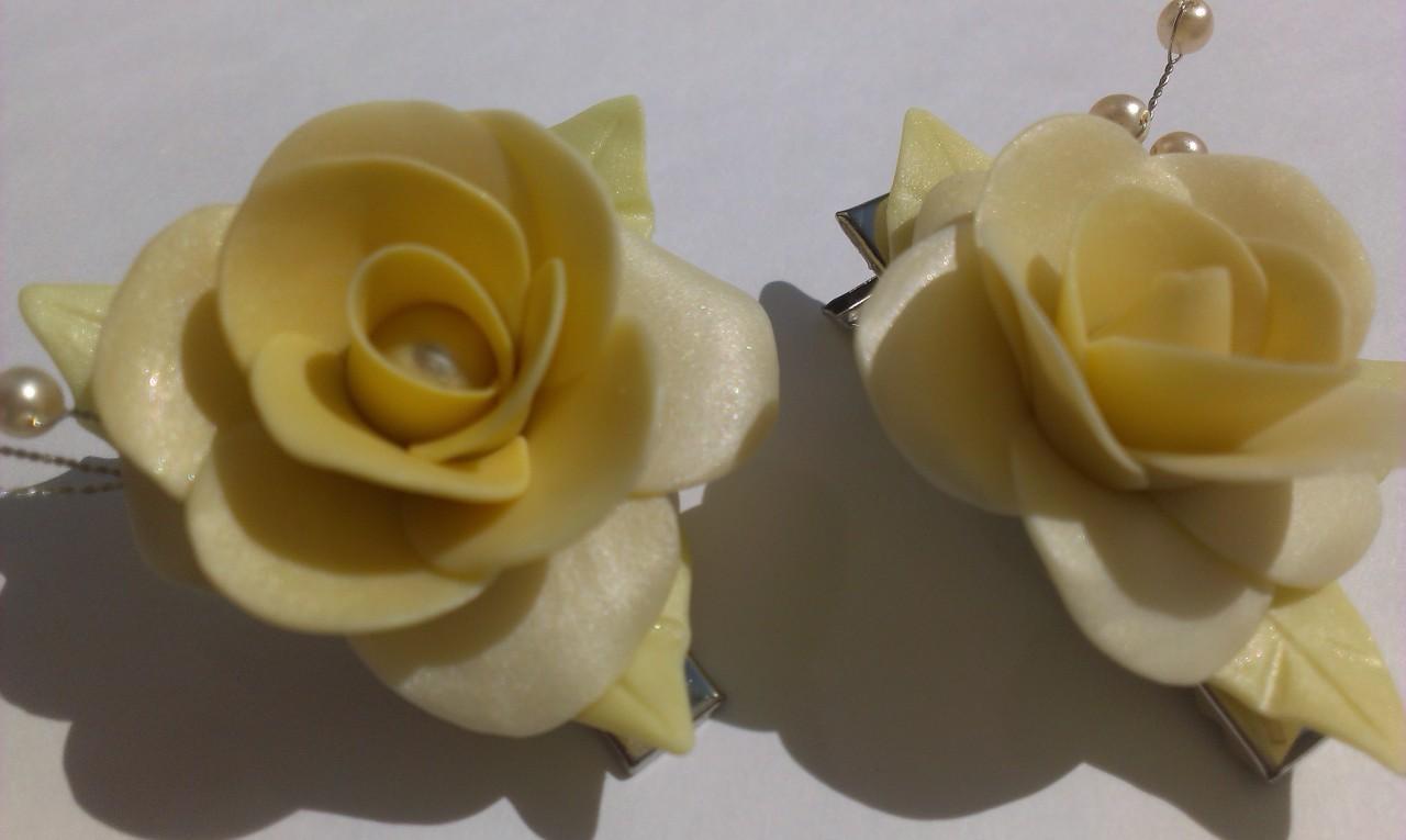 Рукотворные цветы