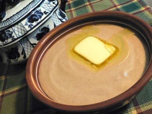 Толокно — здоровая еда наших предков.