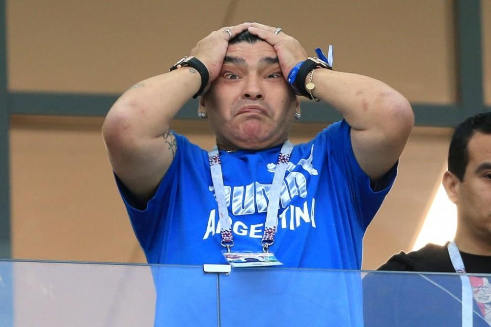 Аргентина играла хуже чем Россия