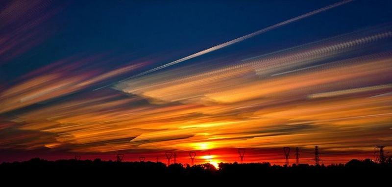 Smeared Skies 7 Размазанные небеса Мэтта Моллоя