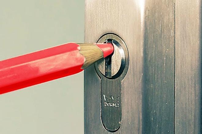 5 способов открыть дверь без ключа