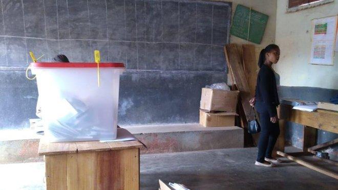 Избирательная комиссия Мадаг…