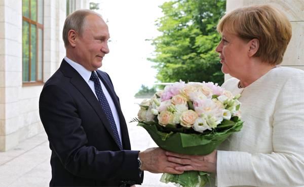 Польские СМИ: Германия «изменила» Евросоюзу с Россией