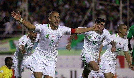 Озбилиз и Мовсисян не спасли Армению от поражения в матче с алжирцами
