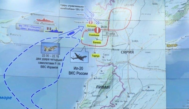 Мнение: Запланированная «случайность», или Как сбили российский Ил-20