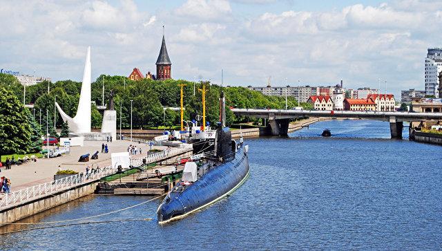 Литовский сон о России – сделать Калининград Караляучюсом