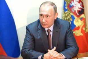 Путин встретится с членами Совета безопасности