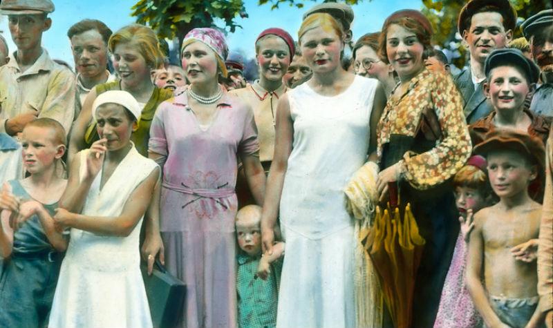 Одесса 30-х годов в фотографиях американского фотографа Бренсона ДеКу