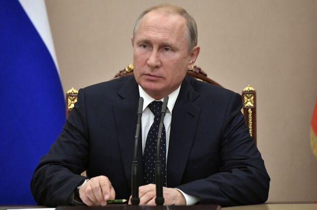 Путин приехал в Белоруссию на заседание Госсовета Союзного государства