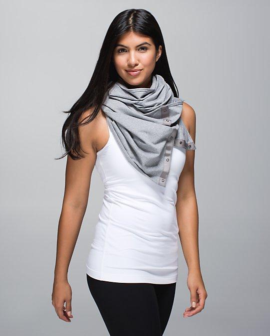 Виньяса шарф * Французский Терри