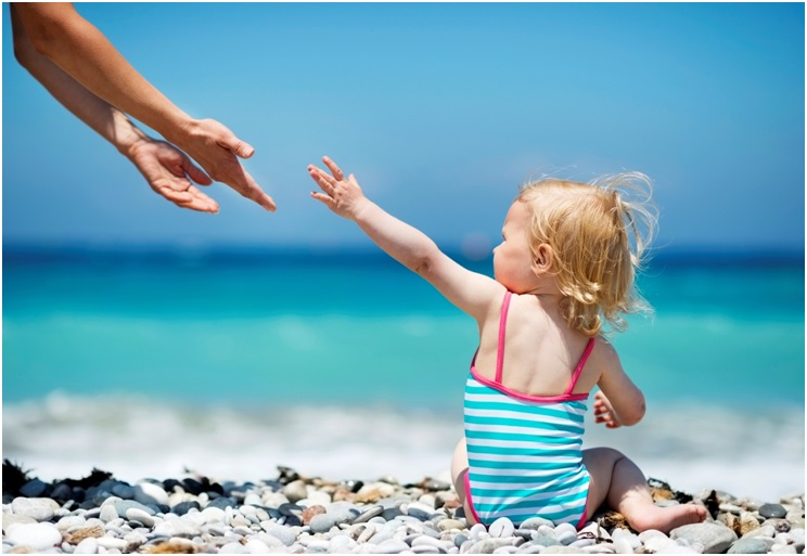 Как пляжный отдых влияет на детский организм