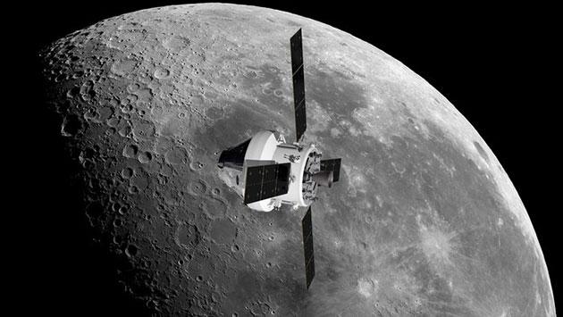 NASA и ESA вместе собрались на Луну