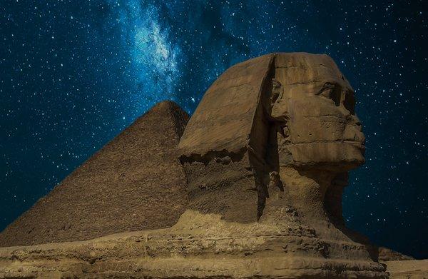 Геолог из США заявил, что у Сфинкса 5000 лет назад была другая голова