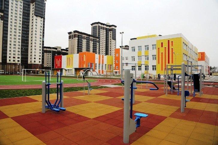 Новые детские сады и школы Р…